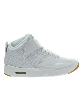 online store 23a22 bb5ec Product Image Nike Air Akronite (GS) Big Kid s Shoes White White Gum Light  Brown