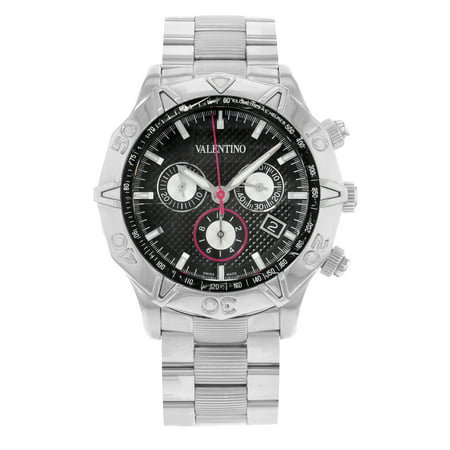 Certified Pre-owned Valentino  V40LCQ9909-S099 Stainless Steel Automatic Men's (Valentino Mens Watch)