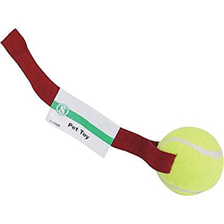 Tug Dog Toy With Tennis Ball - Smart Savers