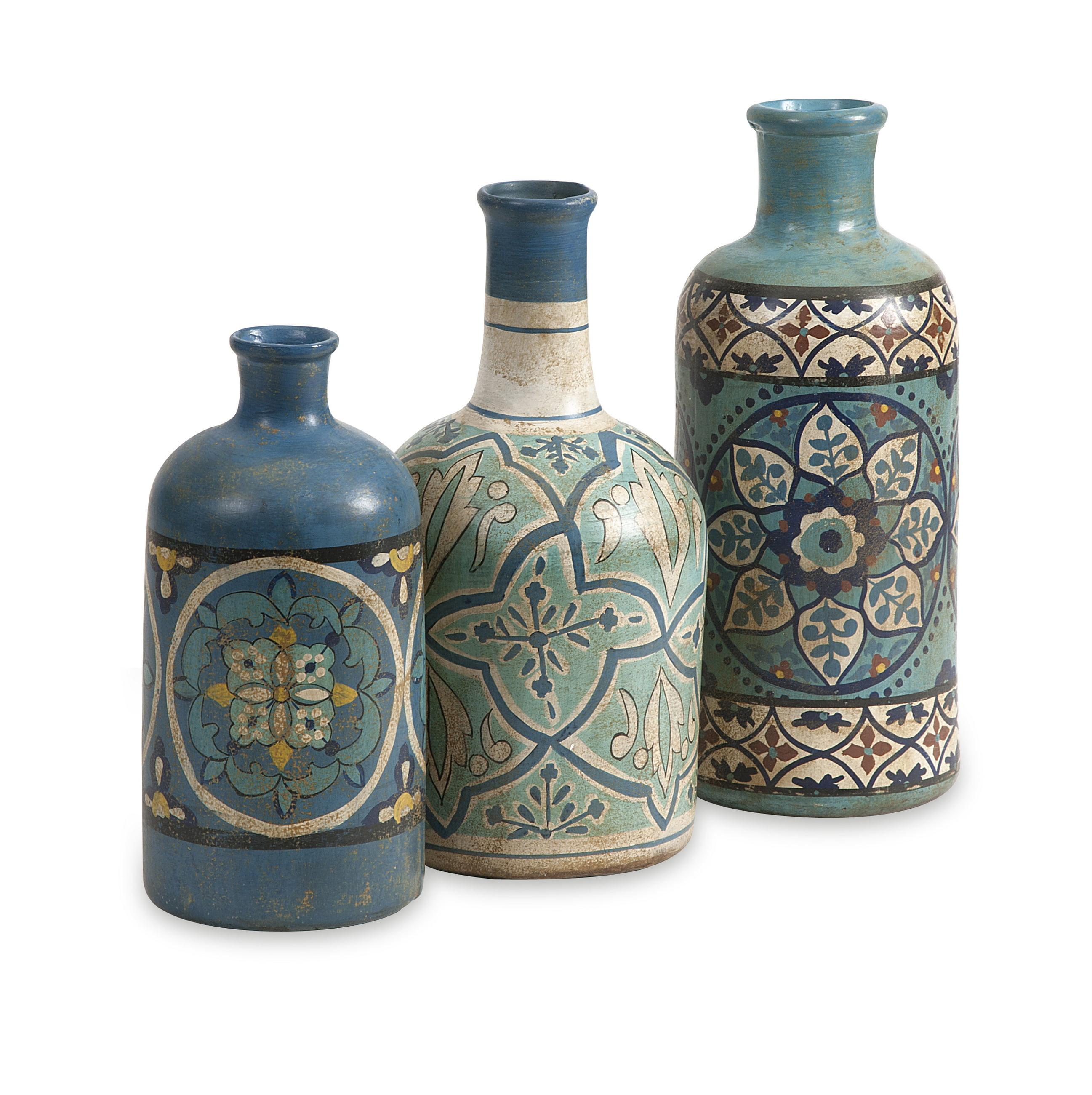 Kabir Hand Painted Bottles