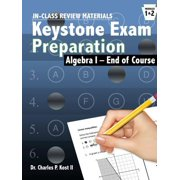 Algebra Keystone Exam Program In-Class Activities