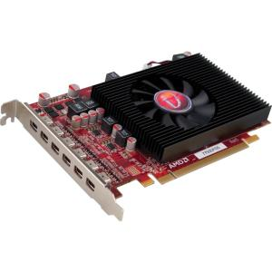 Visiontek Radeon HD 7750 2GB GDDR5 PCIe x16 Graphic Card w/6 mDP to HDMI Cables