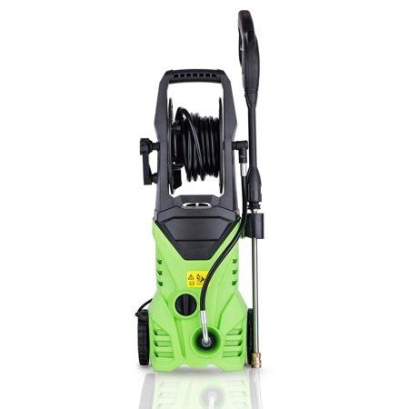 Hifashion Universal Electric Pressure Washer On Sale Soap 1800W 2200 PSI 1.7 GPM with Power Hose Nozzle Gun and 5 Quick-Connect spray