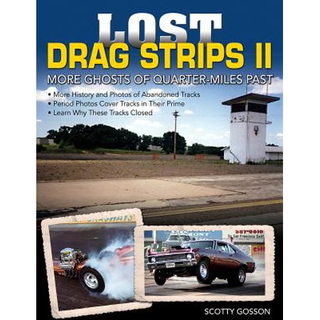 Ghost Of Halloween Past (Lost Drag Strips II: More Ghosts of Quarter-Miles)