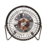 MaxxAir 4'' Table Fan with USB Plug