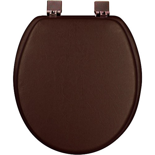 Chocolate Soft Toilet Seat