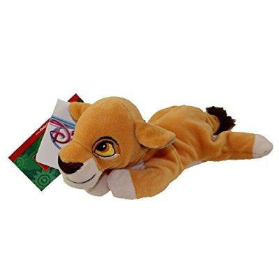 """DISNEY STORE EXCLUSIVE LION KING KIARA 8/"""" PLUSH BEAN BAG TOY NEW"""