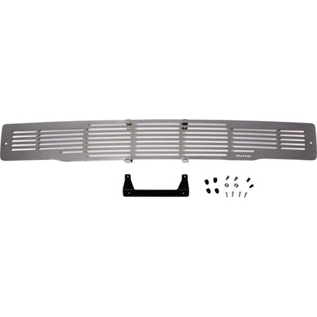 Putco 86160 Billet Grille For Ford F-150, Stainless Steel Bumper Insert 03 Ford F150 Billet Grille