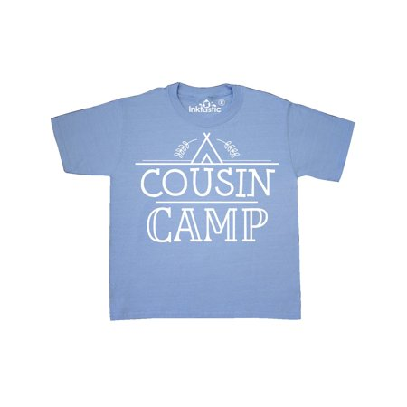 Cousin Camp Family Summer Reunion Youth T-Shirt