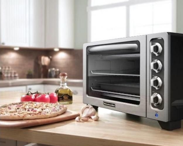 Lovely KitchenAid 12u0027u0027 Countertop Toaster Oven   Walmart.com