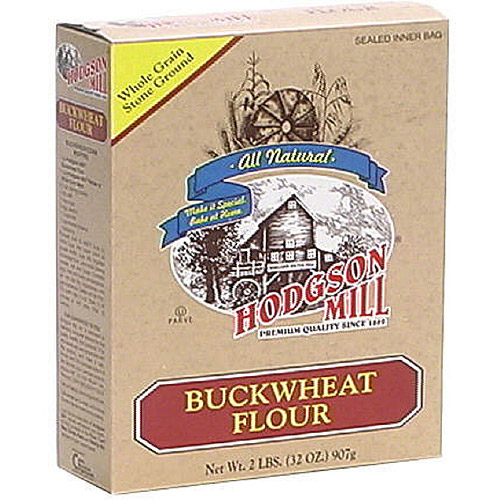 Hodgson Mill Buckwheat Flour, 32 oz (Pack of 6)
