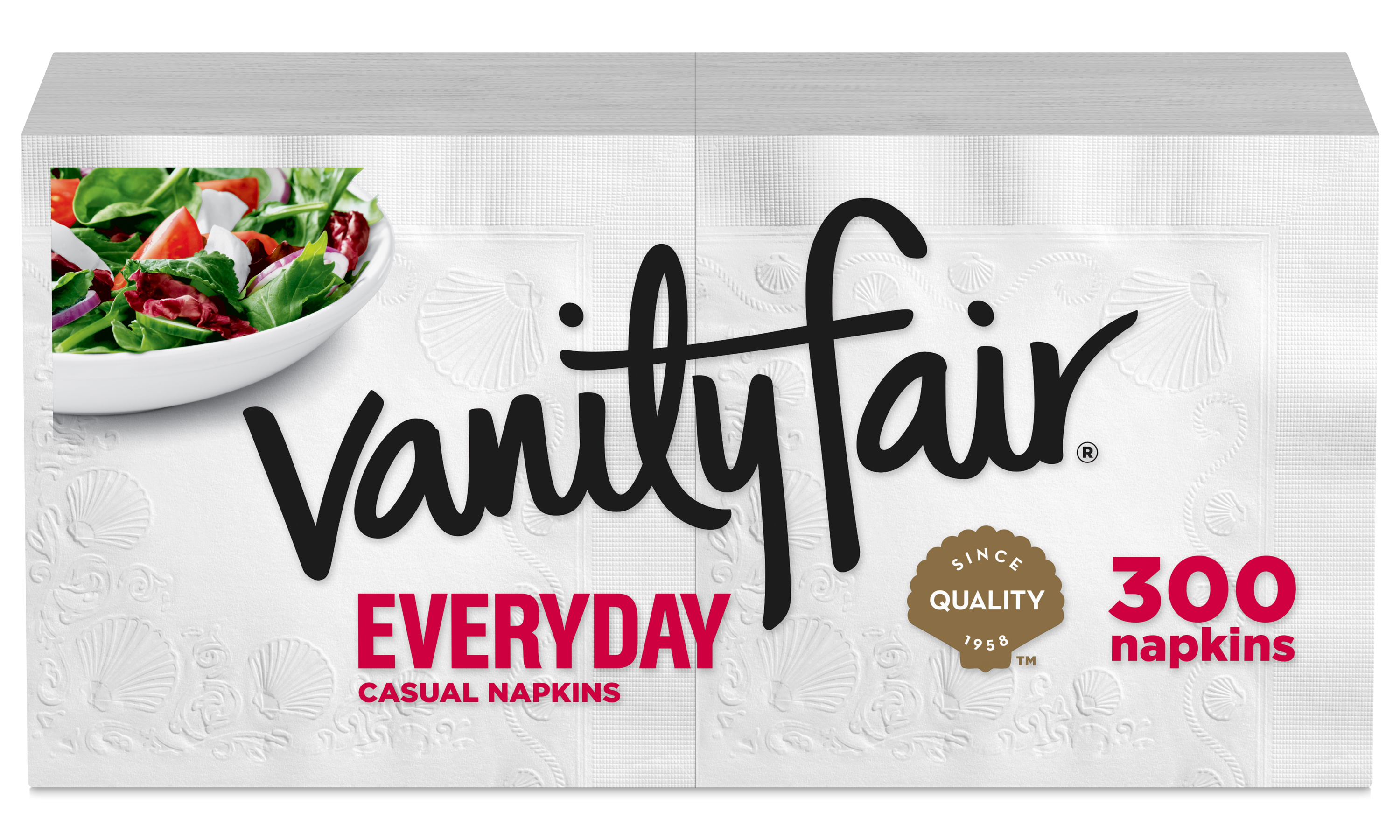 vanity walmart reviews com everyday napkins collection product fair design paper