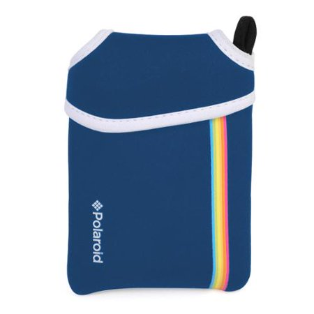 Polaroid Neoprene Pouch for The Polaroid Snap Instant Camera (Blue)