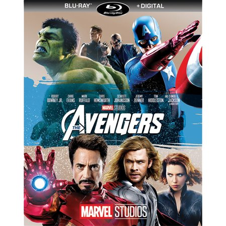 The Avengers (Blu-ray + Digital)