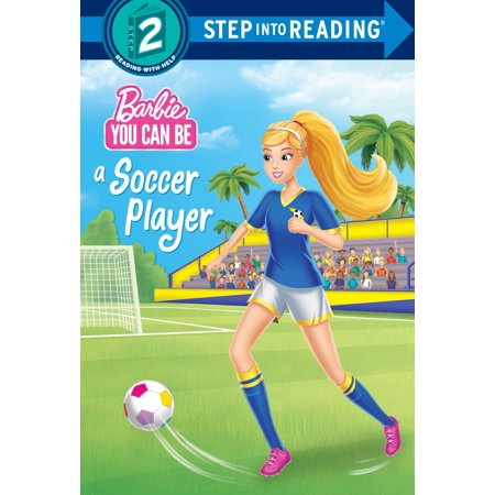 You Can Be a Soccer Player (Barbie) for $<!---->