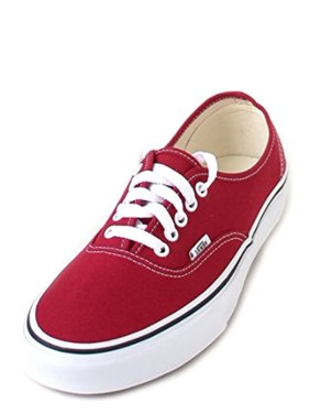 d9ad9b7e2e5a8d Product Image Vans Authentic Sneakers VN0A38EMQ9U Crimson True White