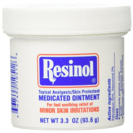 Resinol Medicated Ointment 3.3oz ointment by Resinol