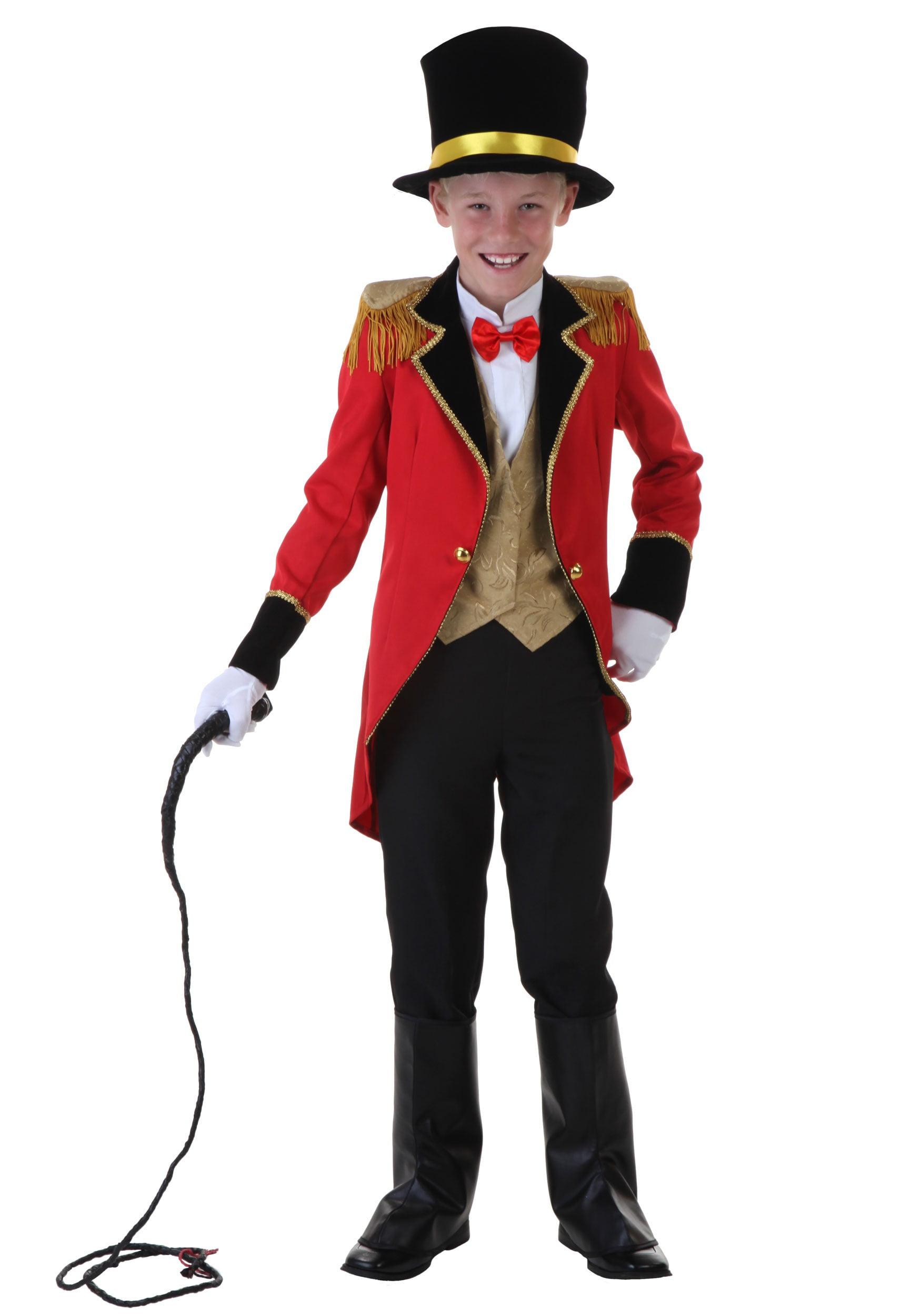 High Quality Child Ringmaster Costume   Walmart.com