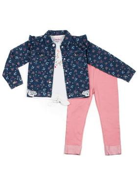 bce46e9a82d0 Girls Outfit Sets - Walmart.com