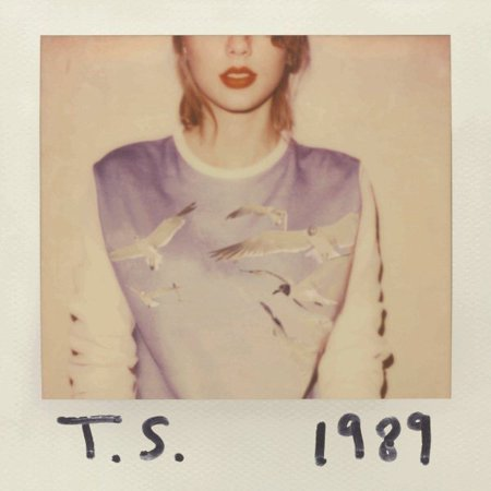 Taylor Swift - 1989 (CD) - Taylor Swift Cat Outfit