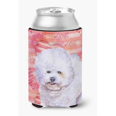Bichon Frise Love Can or Bottle Hugger - image 1 de 1