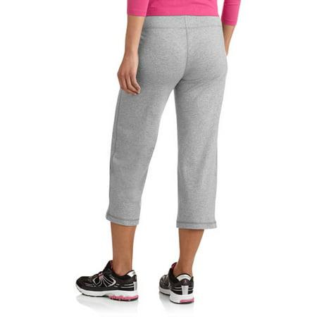 Danskin Now Women's Dri-More Core Capri Pants - Walmart.com