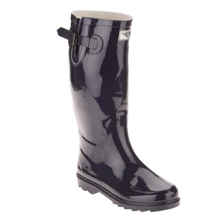 Forever Young Women's Tall Shaft Rain (Shaft Platform Boot)