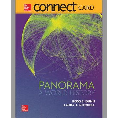 Connect 1-Semester Access Card for Panorama, 9780077482398, Printed Access Code, 1
