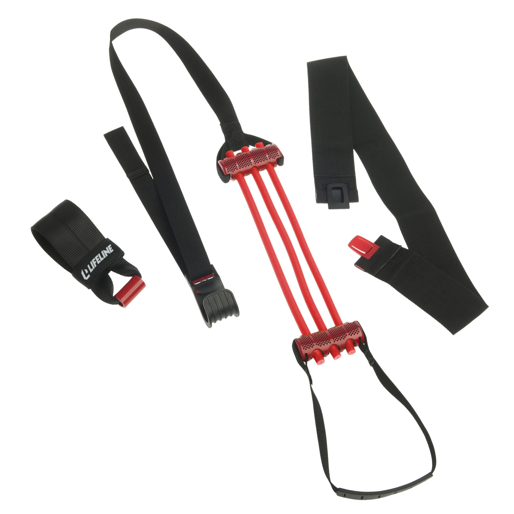 Lifeline Pull Up Revolution Adjustable Pull Up Assistance System to Perform More, High-Quality Reps with Proper Form