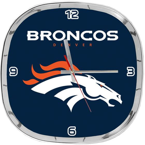 Chrome Clock, Denver Broncos