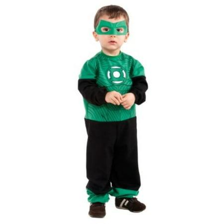 Green Lantern Hal Jordan Jumpsuit Baby - Green Lantern Costume John Stewart