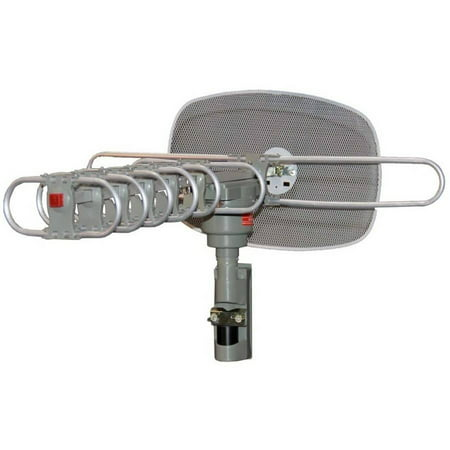 Nutek AT-2500 19″ Outdoor Antenna, Silver