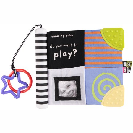 Kids Preferred Amazing Baby: Do You Want to Play? Sensory Soft Book