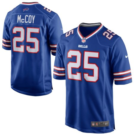 buy popular a3fe4 64e90 LeSean McCoy Buffalo Bills Nike Game Jersey - Royal Blue