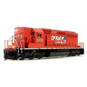 Broadway Limited 4331 HO Canadian Pacific EMD SD40-2 High-Nose Diesel #5481