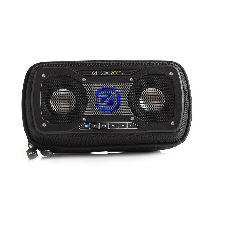 Click here to buy Goal Zero Rock Out 2 Solar Rechargeable Speaker by Goal Zero.