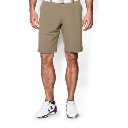 Under Armour NEW Khaki Beige Mens Size 40 Match Play Sport Shorts