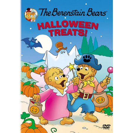 Berenstain Bears: Halloween Treats (DVD) - Miranda Show Halloween