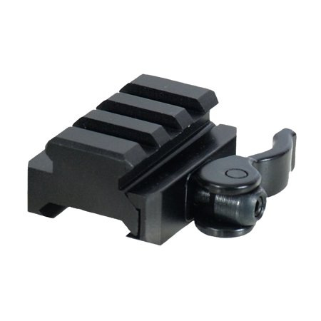 3-Slot QD Mount Adaptor and Riser