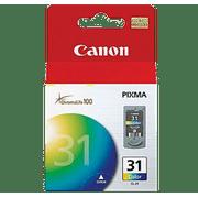 ~Brand New Original CANON CL-31 INK / INKJET Cartridge Tri-Color for Canon Pixma MX-310