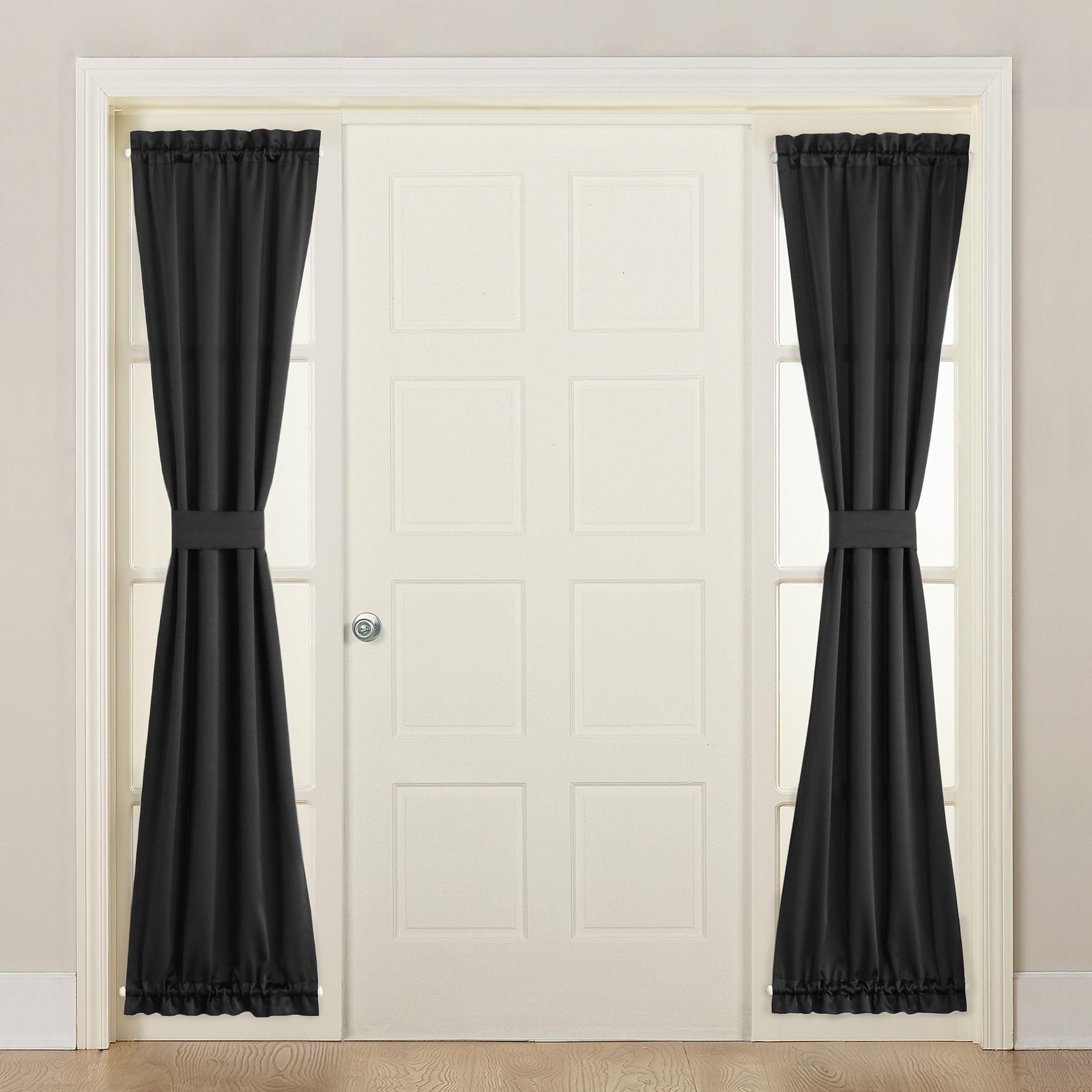 Sun Zero Bartlett Energy Efficient Sidelight Curtain Panel