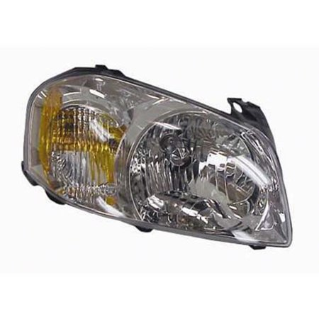 2005-2006 Mazda Tribute  Aftermarket Passenger Side Front Head Lamp Assembly -