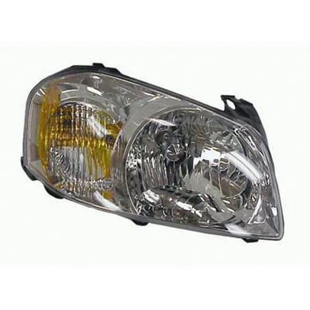 2005-2006 Mazda Tribute  Aftermarket Passenger Side Front Head Lamp Assembly EF9151030E-V (Mazda B2500 Truck Headlight)