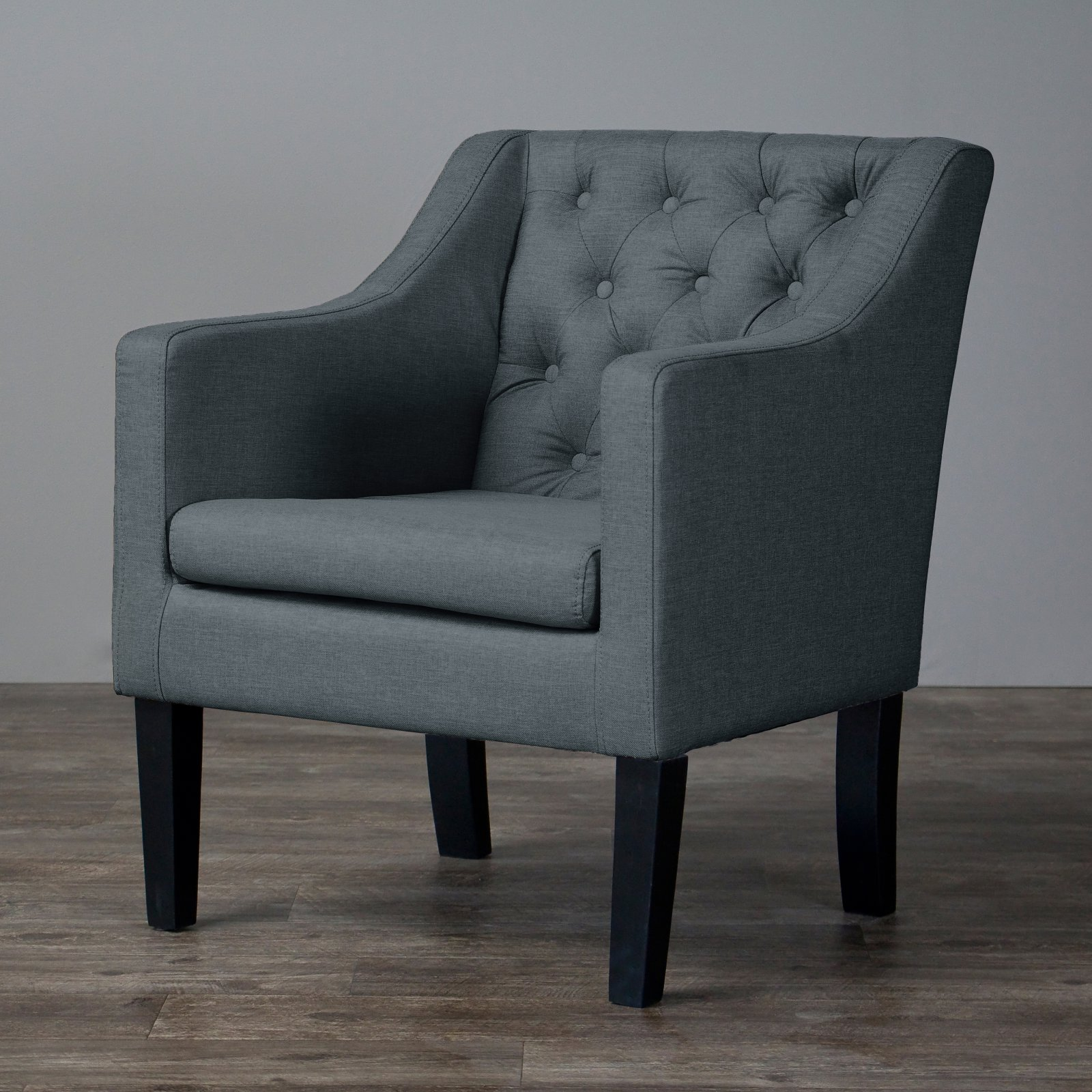 Baxton Studio Brittany Club Chair by Wholesale Interiors