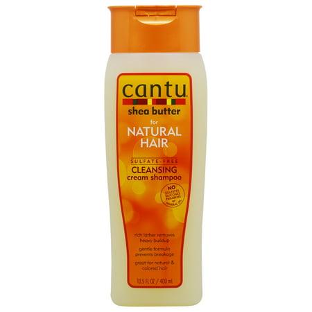 Cantu Shea Butter Cleansing Cream Shampoo, 13.5 Oz Cantu Shea Butter Moisturizing Cream Shampoo