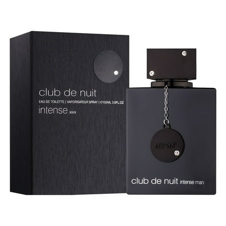(pack 2) Club De Nuit Intense Eau De Toilette Spray By Armaf3.6 oz](Halloween Nuit Des Masques)