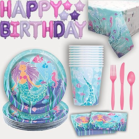 Under The Sea Birthday Supplies (