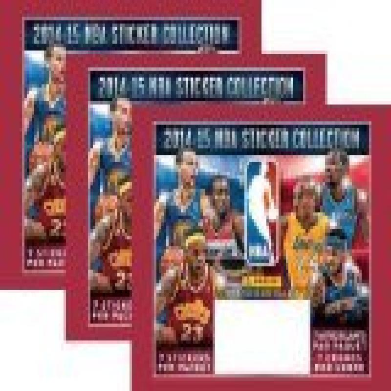 Panini 2014 NBA Sticker
