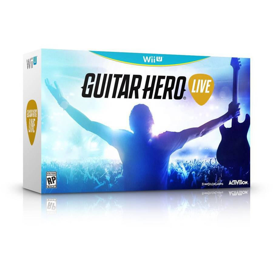 Guitar Hero Live Bundle (Wii U)