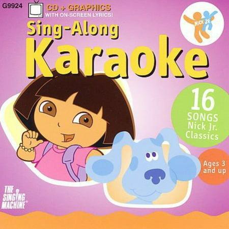 Nick Jr.: Sing-Along Karaoke](Nick Jr Halloween Songs)